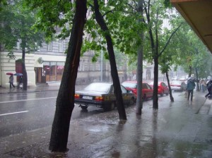 дожди на Кубани не редкость а наоборот