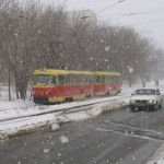 снежно-дождливый период Кубани, не очень приятный