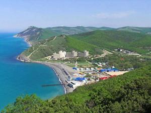 черное море Краснодарский край лучше нет