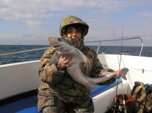 ловля акулы в Анапе