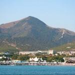 Вид курорта Кабардинка