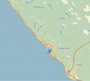 Фото города Сочи карта