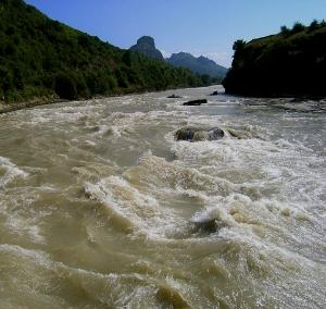 Горные реки Кубани