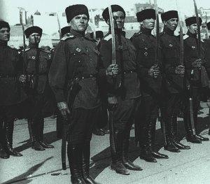 Кубанские казаки история
