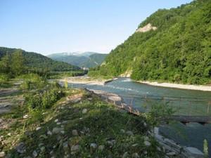 Малая Лаба река Краснодарского края