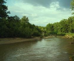 Краснодарский край река Фарс
