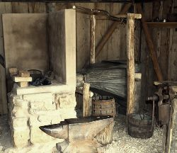 Кузнечное ремесло на Кубани