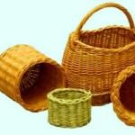плетение корзины из лозы 1