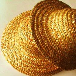 Плетение шляпы