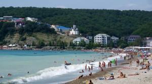 Курорты Кубани: Новомихайловский