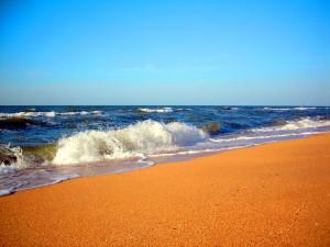 Курорты Кубани: Станица Голубицкая
