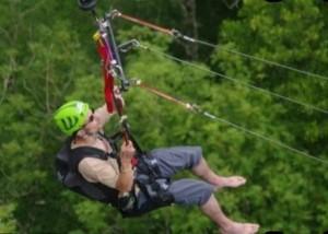 В Сочи туристам предложат самые высокие качели SochiSwing