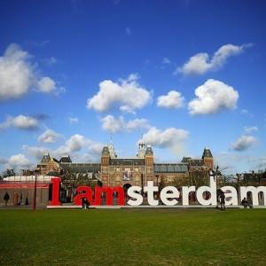 Амстердам, город в котором стоит побывать.