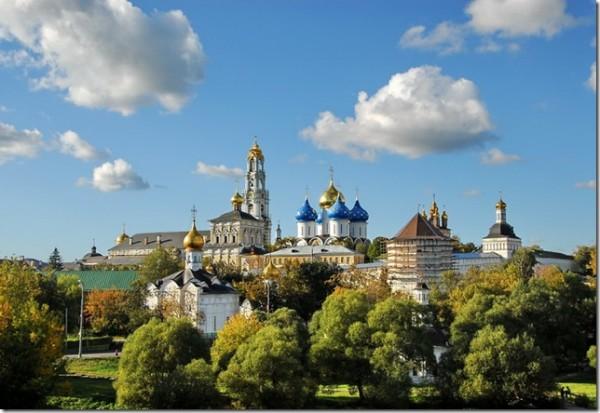 Отдых в московской области