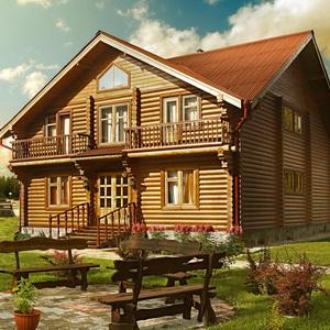 Сроки строительства деревянного дома