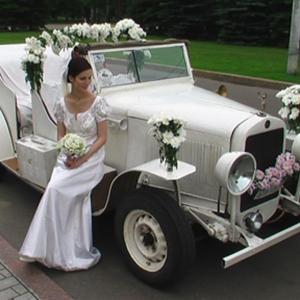 Как происходит аренда автомобиля на свадьбу