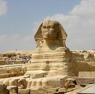 Египет – загадочный и интересный Сфинкс