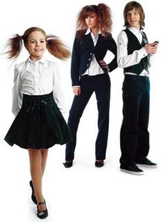 Как правильно выбирать школьную форму для девочки