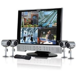 систем видеонаблюдения
