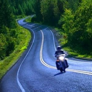 вождения скутера