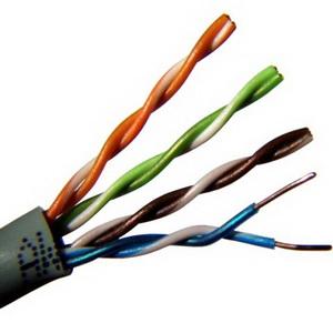 Выбираем кабель - витая пара