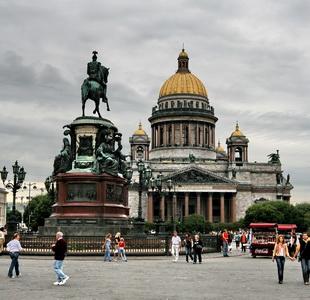 Туры в Санкт-Петербург из Краснодара