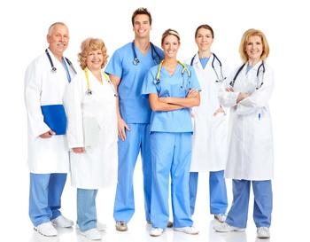 Во что одеты врачи?