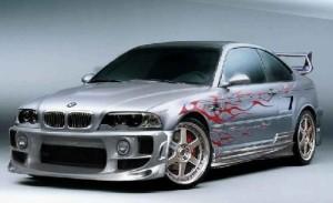 Тюнинг автомобилей BMW