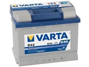 Выбираем автомобильный аккумулятор Varta