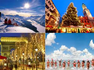 Новогодние туры в разные страны мира
