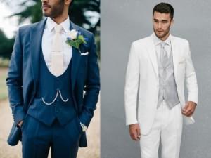 Mужской костюм на свадьбу