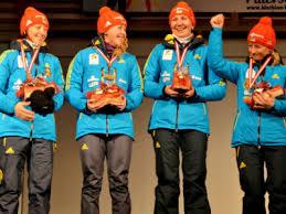 Тернопольчане в сборной команде Украины по биатлону