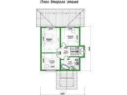 Tехнический план дома