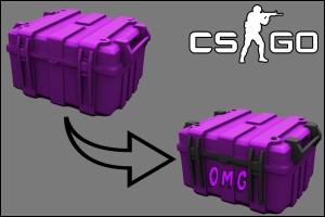 Кейсы CS GO