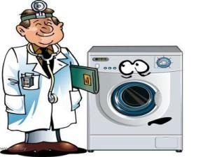 Pемонт стиральной машинки