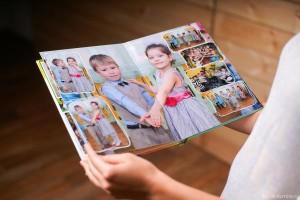Выпускные альбомы в детский сад
