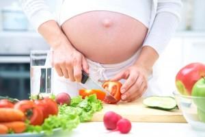 Рацион для беременной: как не есть за двоих