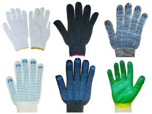 Производство и оптовая продажа рабочих перчаток