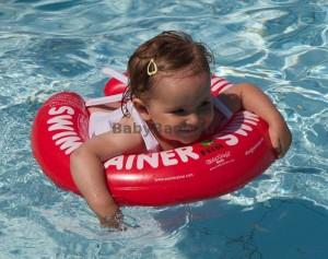 Выбираем круг для плавания