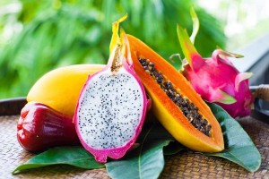Экзотические фрукты с доставкой