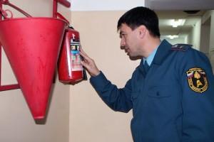 Проверка пожарного надзора