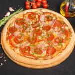 Где можно заказать на дом пиццу в Киеве?
