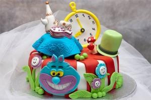 Детский торт - залог отличного праздника!