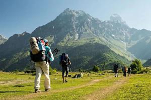 Тур походы в горы и автотуры