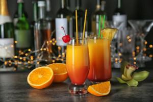 База напитков и коктейлей