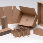 Широкое использование различных видов картонной упаковки